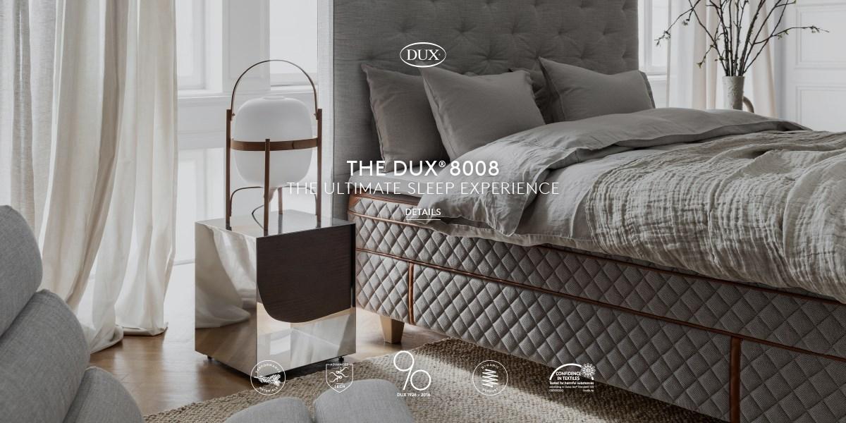 Modern Bed Kopen.Dux The Best Mattress Luxury Bed Duxiana