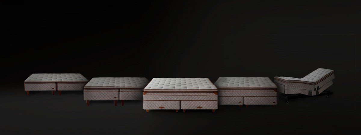 The DUX Bed Line-Up