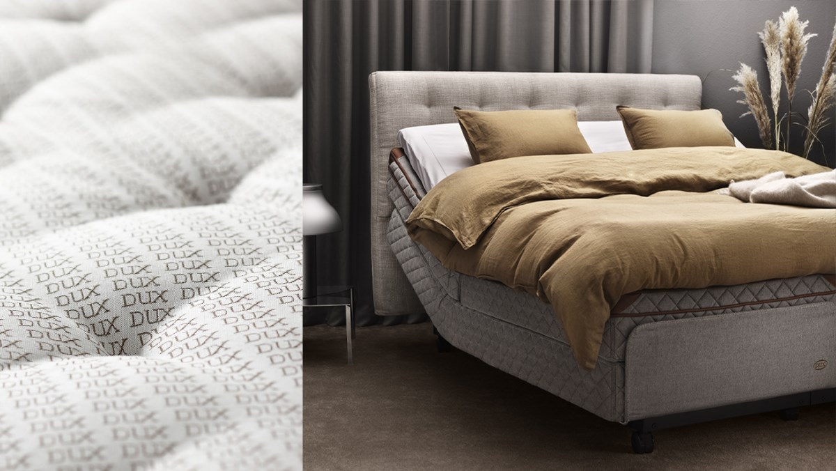 The DUX Dynamic - Adjustable Bed