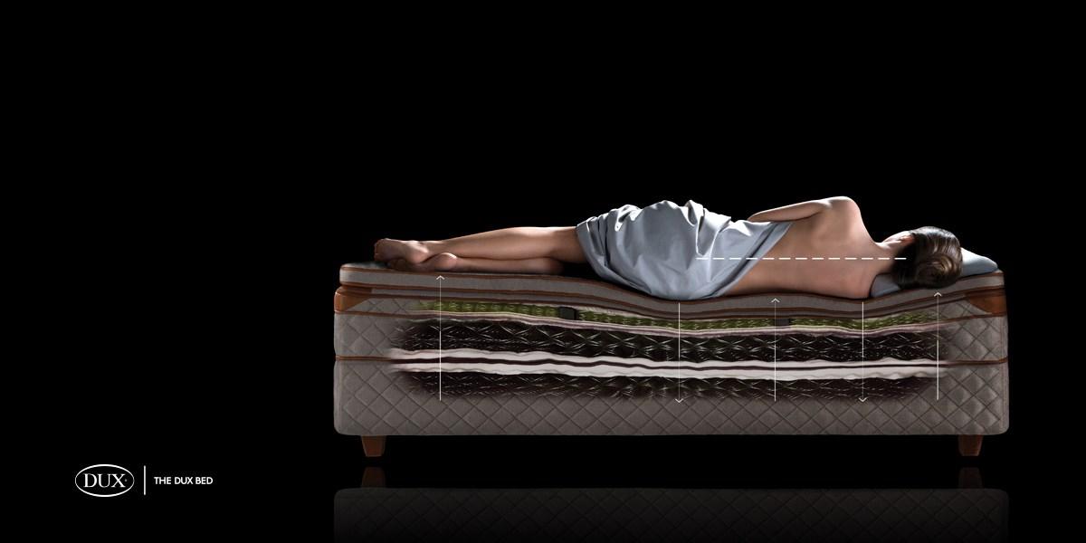 Dux The Best Mattress Amp Luxury Bed Duxiana 174