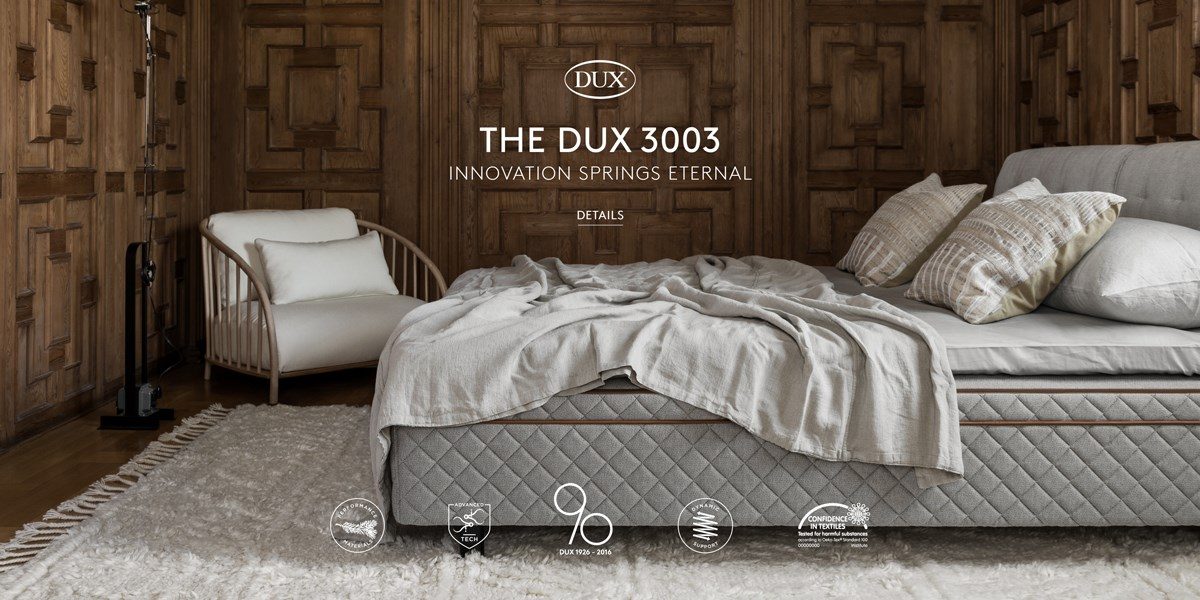 Dux The Best Mattress Luxury Bed Duxiana