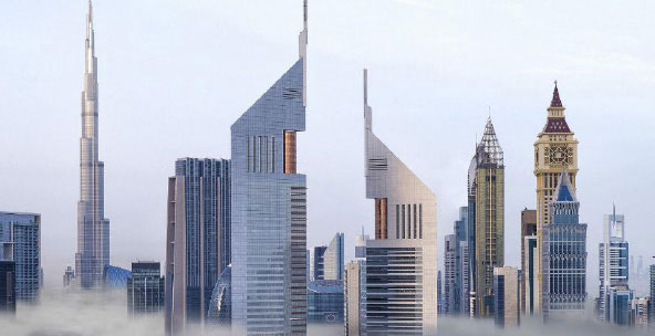 Duxiana at Jumeirah Emirates Towers