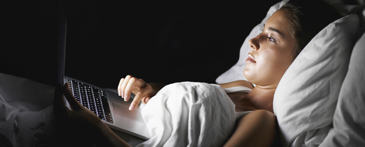 Back Pain From Computer Use Sleep Better Duxiana